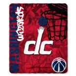 Washington Wizards Fleece Throw Blanket